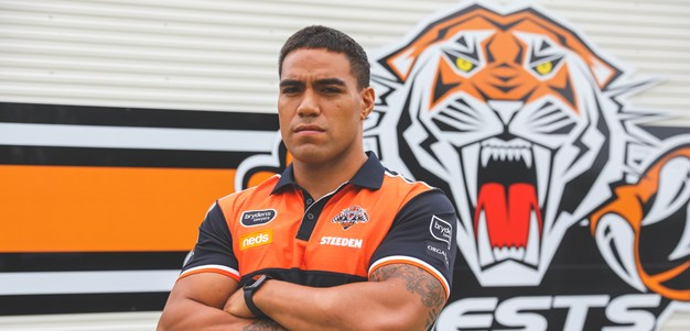 Joffa's journey to Wests Tigers