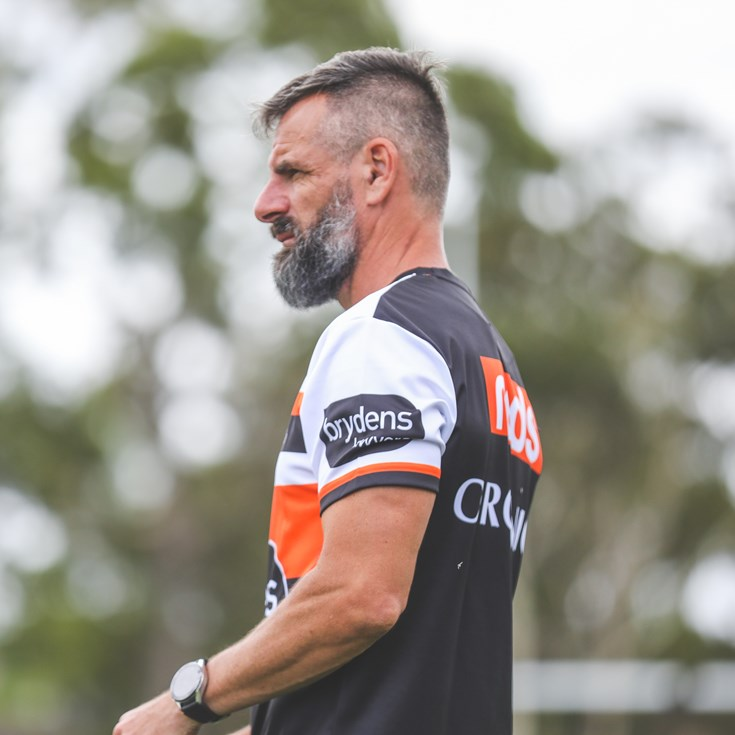 Badger pops his head up again with new role at Wests Tigers