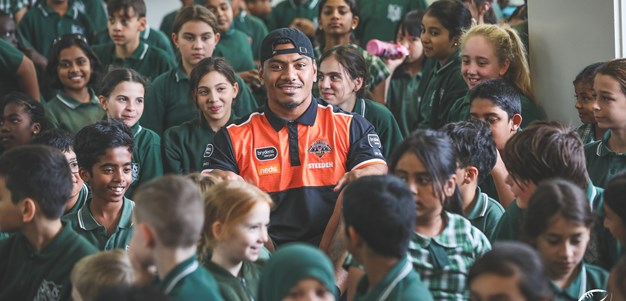 Wests Tigers further entrenched in South West Sydney community
