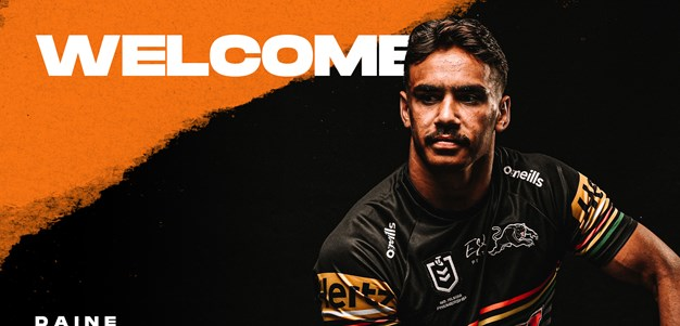 Wests Tigers secure Daine Laurie, effective immediately