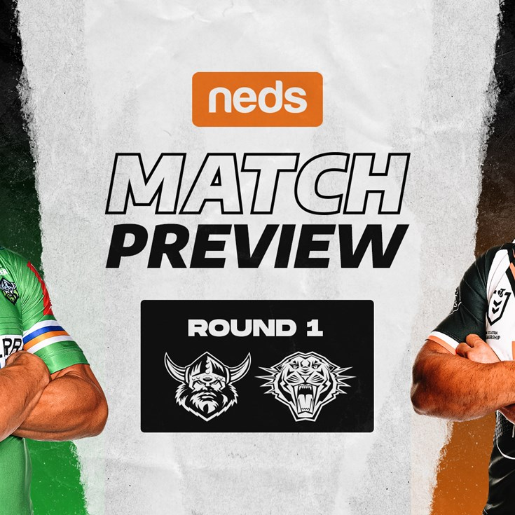 Neds Match Preview: Round 1