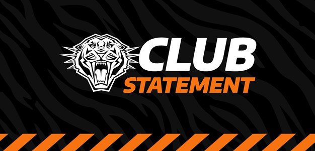 Wests Tigers statement on Sydney Morning Herald report
