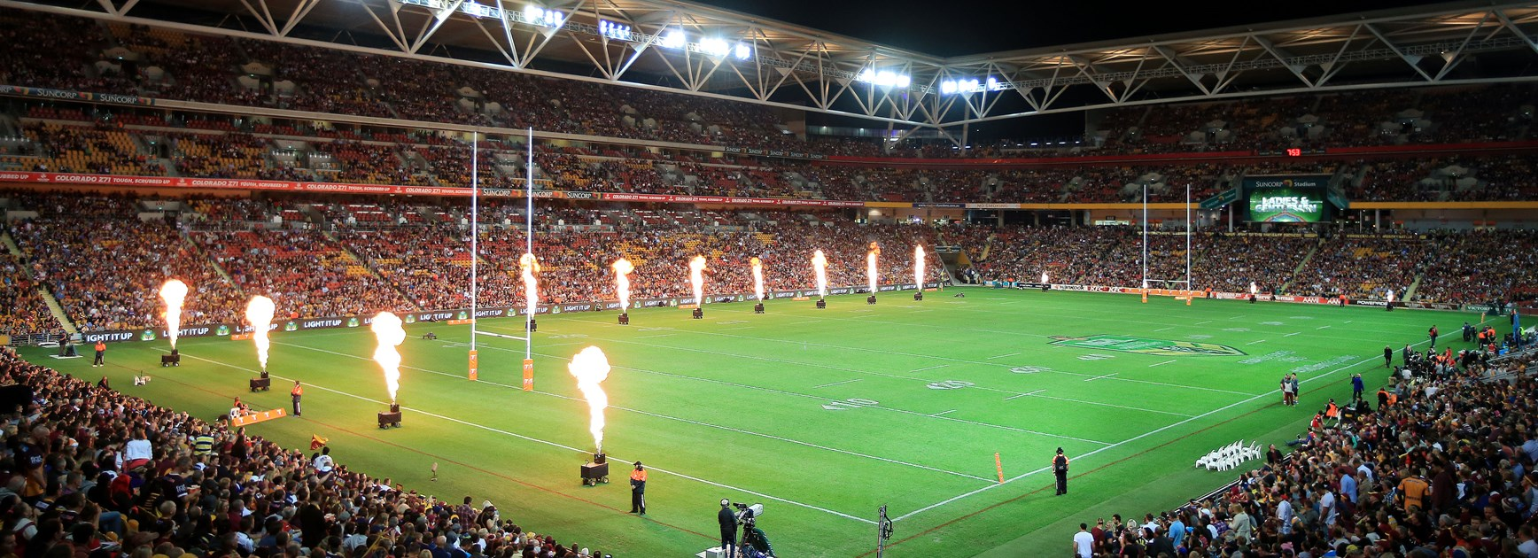 Single-day tickets now on sale for 2019 NRL Magic Round